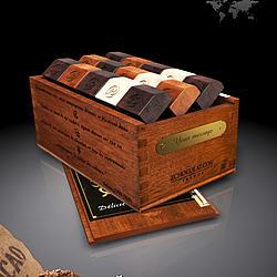 Ambivalence Mahogany Box of Chocolates