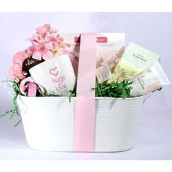 Hope For A Hurting Heart Sympathy Basket