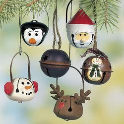 Jingle Bell Ornament Gift Set