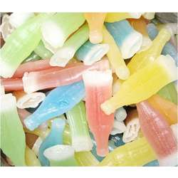 Nik-L-Nip Wax Candy Bottles