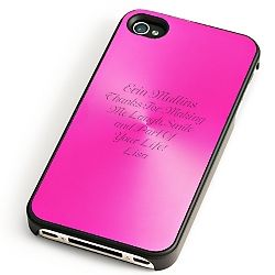 Pink iPhone Case