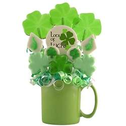 Lucky Irish Lollipop Mug