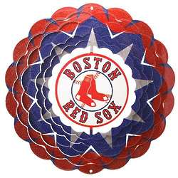 Boston Red Sox Wind Spinner