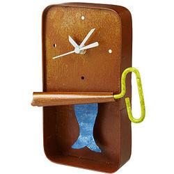 Sardine Wall Clock