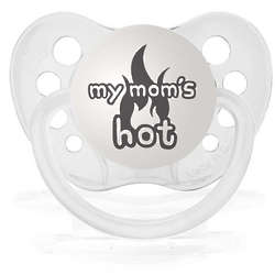 My Mom's Hot Silicone Pacifier