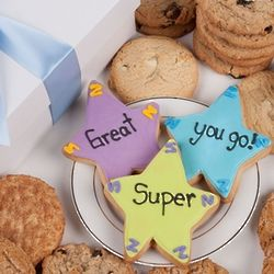 Super Star Cookie Gift Box