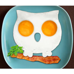 Owl Egg Fryer