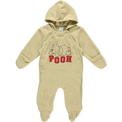 Winnie the Pooh Relaxing Footed Baby Coverall