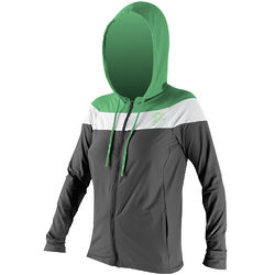 Women's 24-7 Tech Hooded Front Zip Rashguard