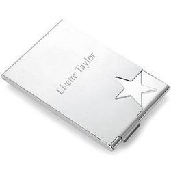 Star Business Card Holder