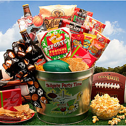 Tailgate Party Gift Pail