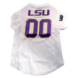 LSU Tigers Premium Pet Football Jersey