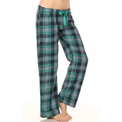 Emerald City Plaid Pajama Pants