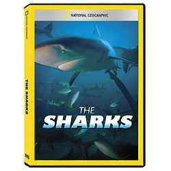 The Sharks National Geographic DVD