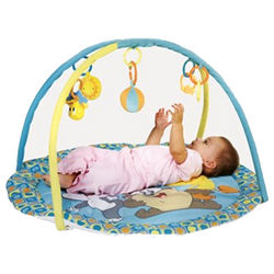 Baby's Looney Tunes Play Mat and Activity Center