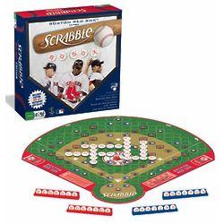 Boston Red Sox Scrabble Board Game