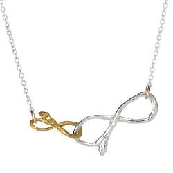 Infinite Connections Necklace