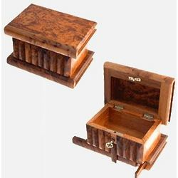 Aromatic Thuya Wood Magic Box