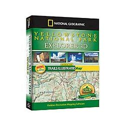 Yellowstone National Park Explorer 3D
