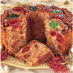 Christmas Fruit Cake 3-lbs