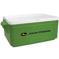 John Deere 25 Quart Party Stacker Cooler