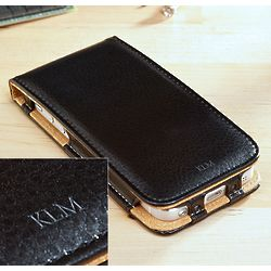 Personalized Next Generation Leather iPhone Case