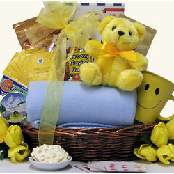 Chemo Champion Cheery Children's Gift Basket