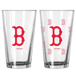 MLB Color-Changing Pint Set