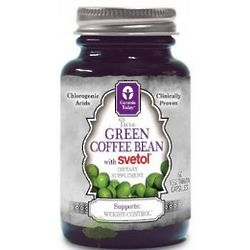 Svetol Green Coffee Bean Extract Supplements