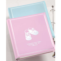 Baby Shoes Icon Photo Album
