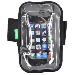 Neoprene Sports Armband with Velcro Closure for Smartphones