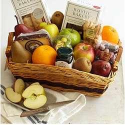 Farmer's Market Finds Gift Basket