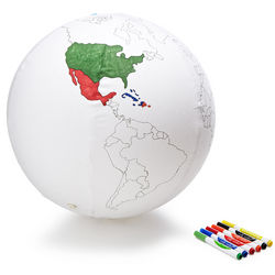 Color the Earth Art Kit