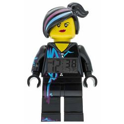 Lego Movie Wyldstyle Alarm Clock
