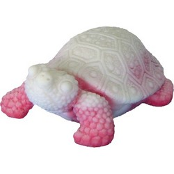 Decorated Tortoise Figurine