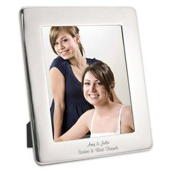 Elegant Portrait 8 X 10 Personalized Picture Frame