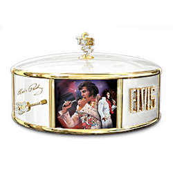 King Of Rock 'N' Roll Music Box