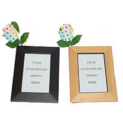 6th Anniversary Picture Frame
