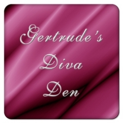 Personalized Diva Den Coasters