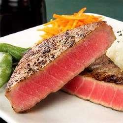 Six 6 oz. Ahi Tuna Steaks