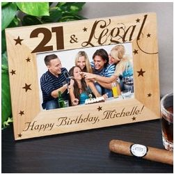 21 and Legal Frame