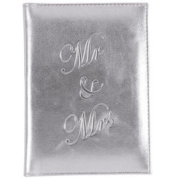Mr. & Mrs. Passport Cover