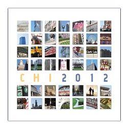 2013 Chicago Wall Calendar