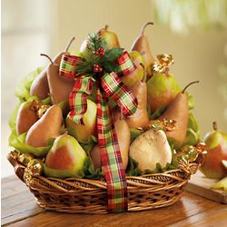 Pear Medley Gift Basket