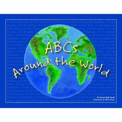 ABCs Around the World Keepsake Book