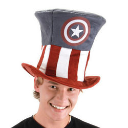 Captain America Mad Hatter