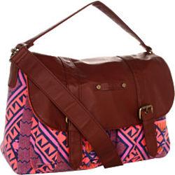 Hurley One and Only Satchel Handbag