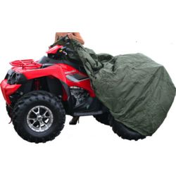 Camo Waterproof ATV Cover