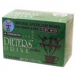 Extra Strength Tea Dieter's Drink