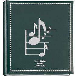 Musical Notes Icon Photo Album